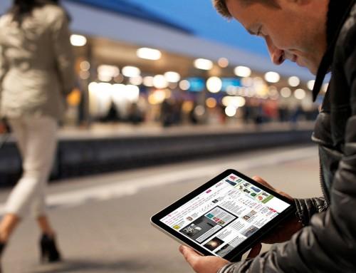 Telekom-Aktion: Unterwegs gratis surfen mit LTE-Geschwindigkeit