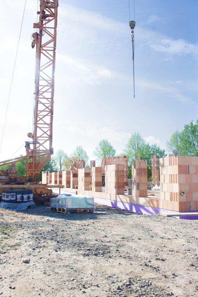 Grundsteinlegung Zentrum254