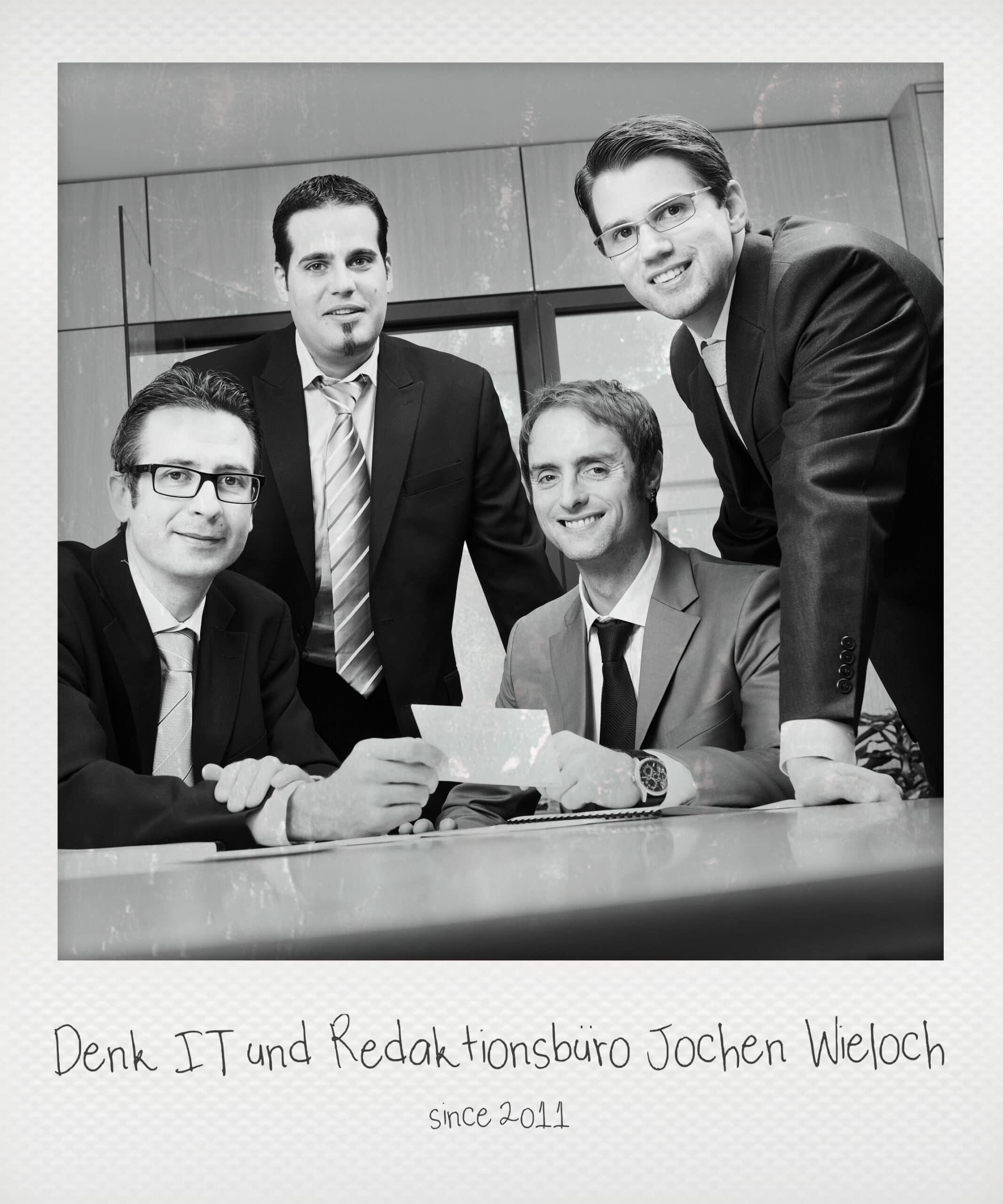 10 Jahre Redaktionsbüro Wieloch und Denk IT